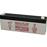 ENERSYS GENESIS NP2.3-12 LEAD BATTERY 12V 2.3AH 3-5 YEARS