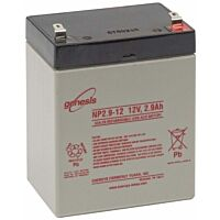 ENERSYS GENESIS NP2.9-12 LEAD BATTERY 12V 2.9AH 3-5 YEARS