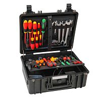 GTLINE GT 44-19 PEL - Tool case 445x345x190mm Waterproof