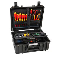 GTLINE GT 44-19 PSS - TOOL CASE 445x345x190mm Waterproof