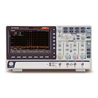 Digital Storage Oscilloscope 70 MHz, 4 Ch