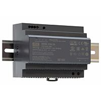 Mean Well HDR-150-24 - Din Rail Virtalähde 150W 24V