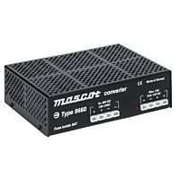 MASCOT 9660 48/12VD - 48/12V 12A 158W Converter DC/DC