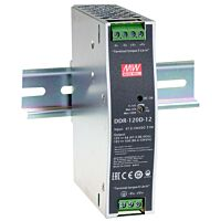 MEAN WELL DDR-120B-48 - DC/DC Muunnin 120W Input 16.8 - 33.6Vdc Output 48V 2.5A