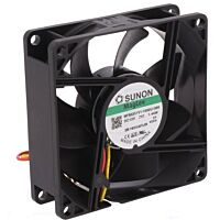 SUNON MF80251V1-G99-A - 12V Fan 80X80X25mm Vapo