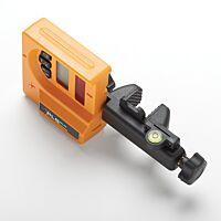 FLUKE PLS SLD RED - SLD-laservastaanotin kiinnikkeellä