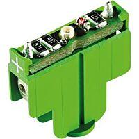 RAFI 5.05.511.747/1500 LED-liitin - FS technology QC Clip, 24 Volt, green