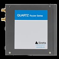 SIRETTA QUARTZ 3G EU FREQ WITH  2 LAN / 2 SIM / WIFI / 3 DIO / GPS + ACCESSORIES