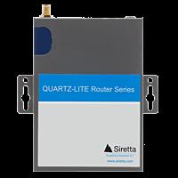 SIRETTA QUARTZ-LITE 3G EU FREQ WITH  2 LAN / 1 SIM / GPS / WIFI