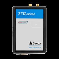 Siretta ZETA family CAT-4 4G/3G/2G  EU freq low power modem with GNSS, RS232, USB & GPIO