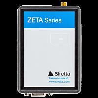 SIRETTA ZETA FAMILY 4G(LTE) 3G(UMTS) 2G(GPRS) EU FREQ MODEM WITH ANTENNA PSU AND RS232 & USB CABLES