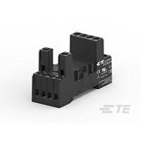 Schrack PT78720 - Relay Socket DIN Rail PT2-series