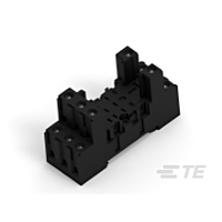 Schrack PT78730 - Relay Socket DIN Rail PT3-series