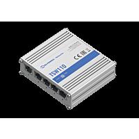 Teltonika TSW110 - Gigabit Ethernet switch 5-ports Metal Frame