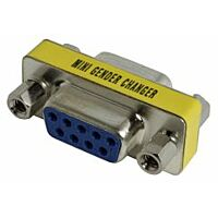 YES YES323221 - ADAPTER D9F/F GENDER CHANGER