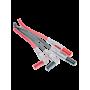 CEM FC-209D - MITTAJOHTO 4mm BAN SUORA/KULMA