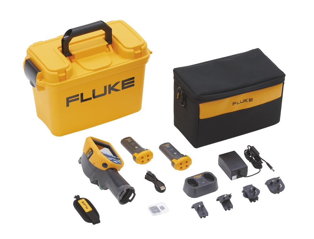 FLUKE TIS60+9HZ  Lämpökamera 320x240 -20...400°C