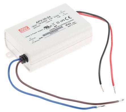 LED TEHOLÄHDE 24VDC 35W