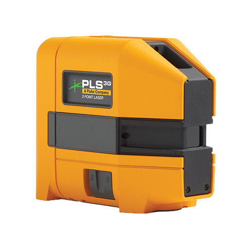 FLUKE PLS 3G Z - Z,3-Point Green Laser Bare T