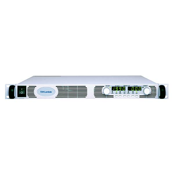 TDK-LAMBDA GEN6-100/LAN/LN - 0-6VDC/0-100A 600W LAN