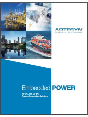 Artesyn AC-DC and  DC-DC Power  Solution Catalogue