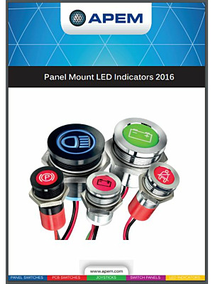 Apem Q-series Led-indicator catalogue