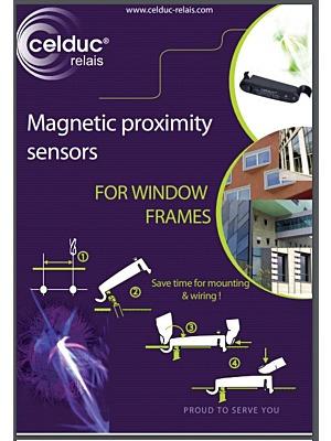Celduc Magnetic Proximity Sensors
