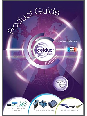 Celduc Product Guide 2016