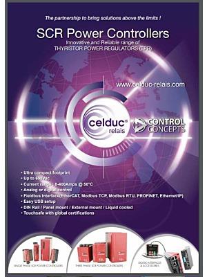 Celduc SCR Power Controllers