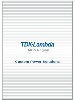 TDK-Lambda-Custom-Power-Solutions-Brochure