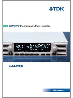 TDK-Lambda-GENESYSPlus-Brochure