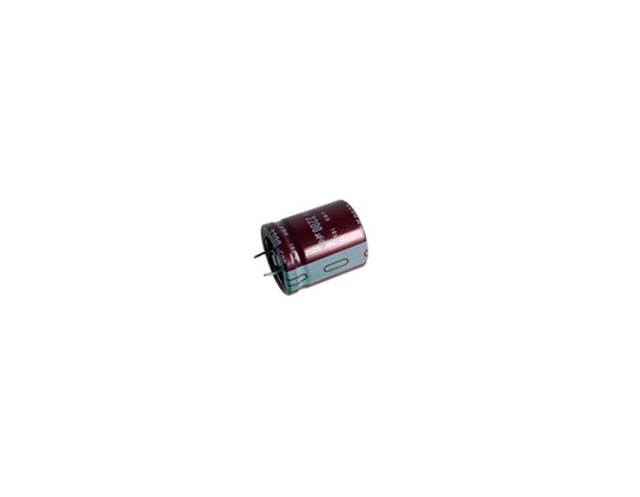 Snap-in kondensaattorit