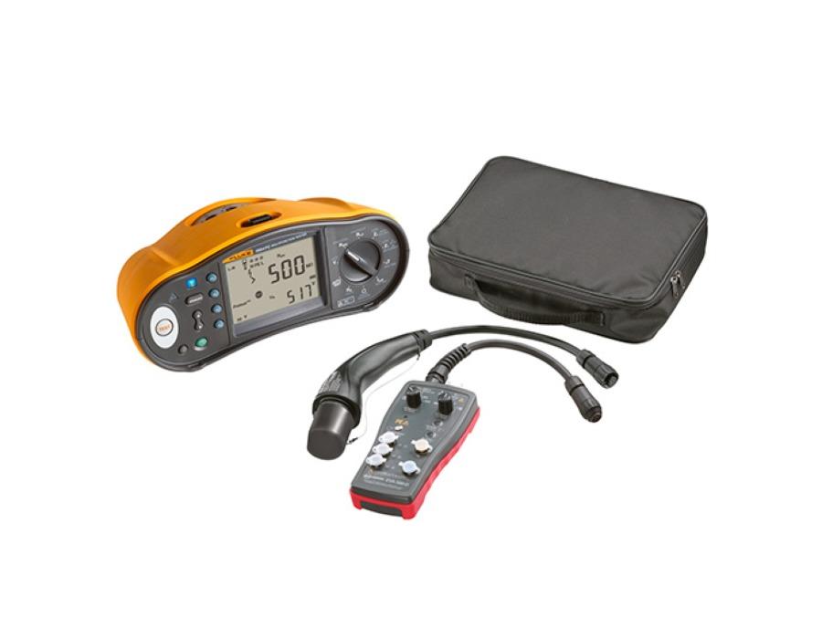 Fluke 1664FC + Amprobe EV-520-D