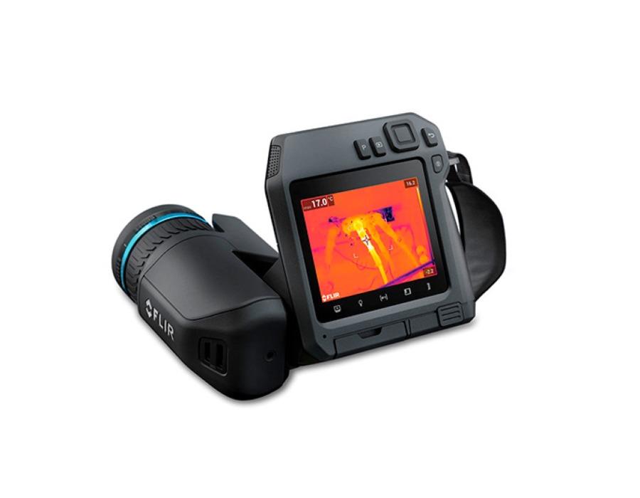 FLIR T500 sarjan lämpökamerat